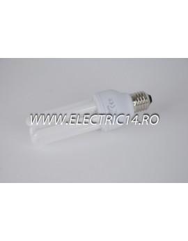 Bec economic E27 18w 3U lumina calda Philips