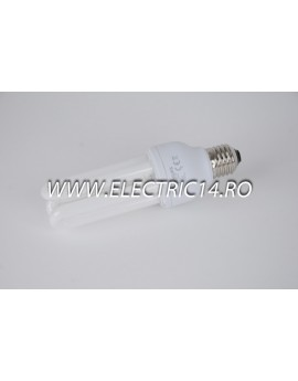Bec economic E27 18w 3U lumina rece Philips