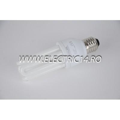 Bec economic E27 20w 3U lumina calda Philips