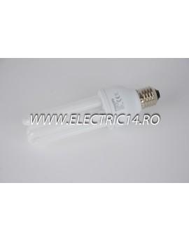 Bec economic E27 23w 3U  lumina rece Philips