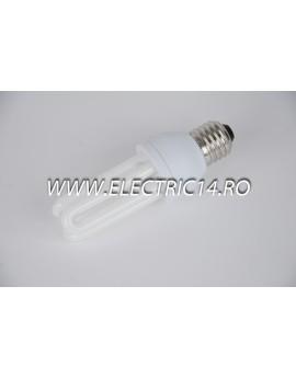 Bec economic E27 14w 3U genie lumina rece Philips