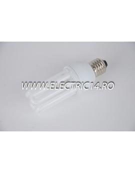 Bec economic E27 18w 3U genie lumina rece Philips BECURI ECONOMICE