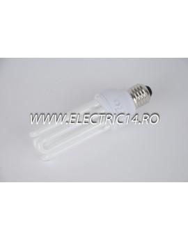 Bec economic E27 23w 3U genie  lumina calda Philips