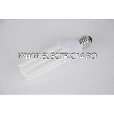 Bec economic E27 23w 3U genie  lumina rece Philips