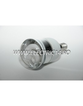 Bec economic E14 9w R50 lumina calda Moon