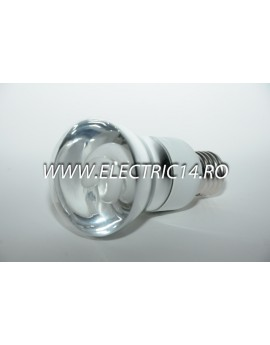 Bec economic E27 15w R63 lumina calda Moon