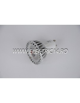 Bec led GU10 1w POWER Lumina Calda