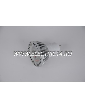 Bec led MR16 1w POWER Lumina Calda