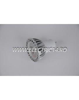 Bec led MR16 1w POWER Lumina Calda