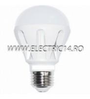 Bec led E27 5w Cular Ventilatie SMD Lumina Calda