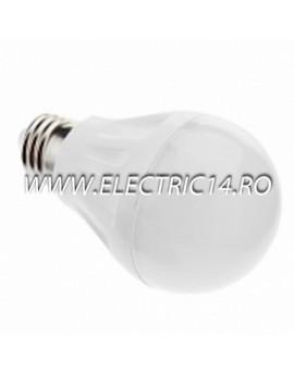 bec led E27 5w SMD Lumina Calda