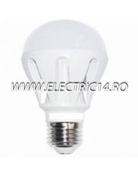 Bec led E27 7w Cular Ventilatie SMD Lumina Calda