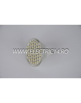 Bec led MR16 3w 48 PCS SMD  Lumina Rece