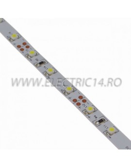 Banda led 3528 12V 120L/M interior rola 5 m MOV
