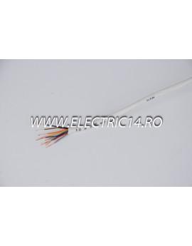 Cablu Alarma 10x0,5mm Rola 100ml