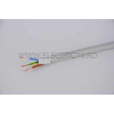 Cablu CYYF(NYMJ)3x1.5 se livreaza la metru liniar