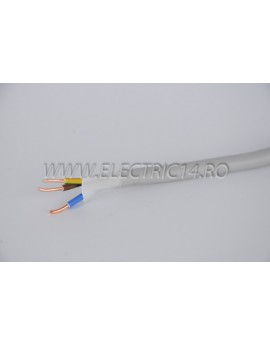 Cablu CYYF(NYMJ)3x2.5 se livreaza la metru liniar