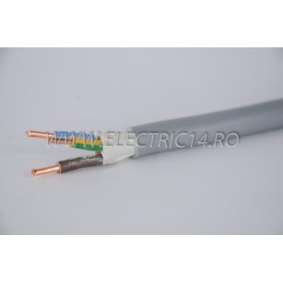 Cablu CYYF(NYMJ)3x6 se livreaza la metru liniar