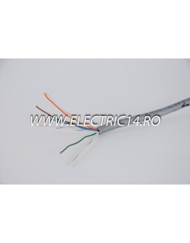 Cablu Net Ftp Cat 04 Rola 305ml