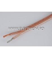 Cablu Silicon 2x4mm Rola 100ml