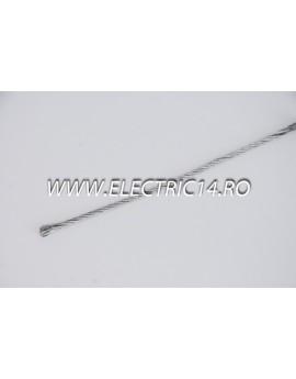 Cablu Tractiune Otel 2mm Rola 100ml