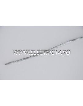 Cablu Tractiune Otel 3mm Rola 100ml