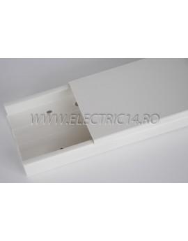 Canal cablu PVC 100x60 mm
