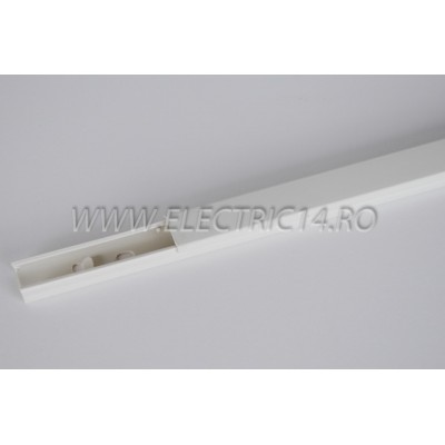 Canal cablu PVC 15x10 mm