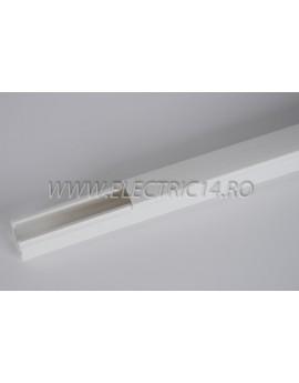Canal cablu PVC 16x16 mm