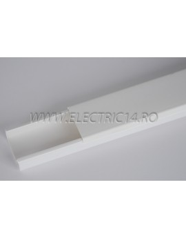 Canal cablu PVC 40x16 mm