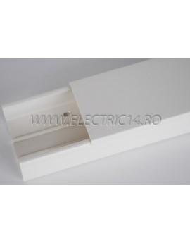 Canal cablu PVC 80x40 mm