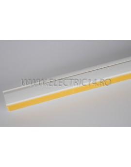 Canal cablu PVC  adeziv 16x16mm