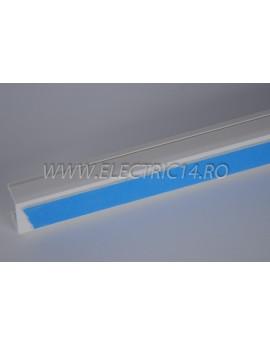 Canal cablu PVC  adeziv 25x16 mm