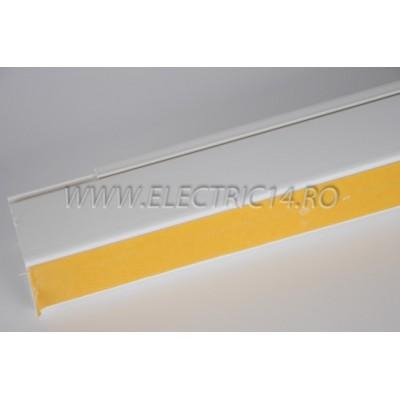 Canal cablu PVC  adeziv 40x40 mm