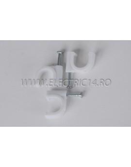 Clema Cui 10mm Set - 100 buc