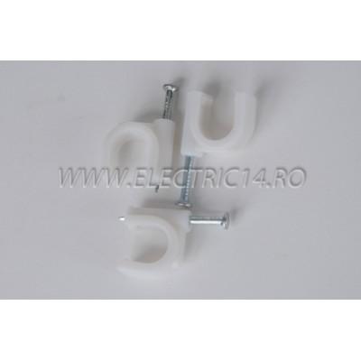 Clema Cui 12mm Set - 100 buc