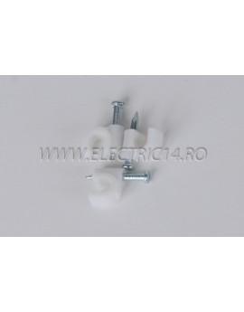 Clema Cui 5mm Set - 100 buc CLEME - COLIERE - DIBLURI