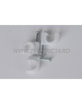 Clema Cui 8mm Set - 100 buc