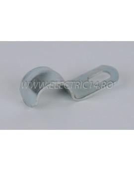 Clema Zinc 10-11mm Set-200 buc