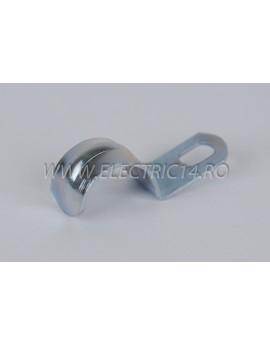 Clema Zinc 12-13mm Set-200 buc
