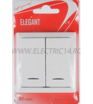 Comutator Ingropat Led Elegant