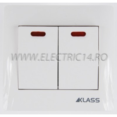 Comutator Ingropat Led R-Klass