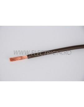 Conductor Flexibil (MYF) Cupru 10 mm Maro Rola 100ml