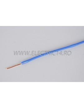 Conductor Rigid (FY) Cupru 1.5 mm Albastru Rola 100ml CONDUCTORI