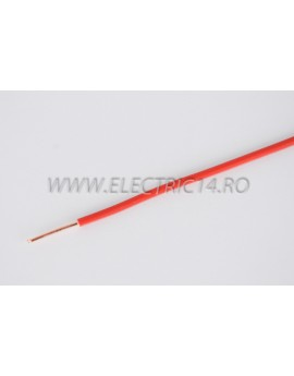 Conductor Rigid (FY) Cupru 1.5 mm Rosu Rola 100ml CONDUCTORI