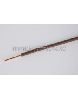 Conductor Rigid (FY) Cupru 4 mm Maro Rola 100ml