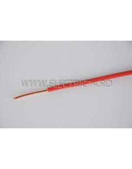 Conductor Rigid (FY) Cupru 6 mm Rosu Rola 100ml