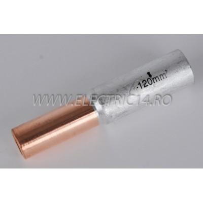 Conector Cupru-aluminiu 120 mm