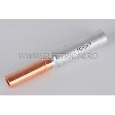 Conector Cupru-aluminiu 16 mm