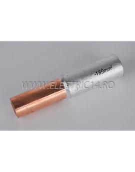 Conector Cupru-aluminiu 185 mm